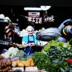 Amañadita no Mercado