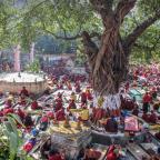 Bodhgaya – Banquinhas e Espiritualidade?